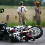 A small device can reduce the number of deaths on motorcycles
