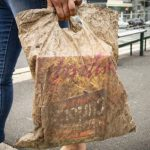 Biodegradable packages pollute nature for at least 3 years after instillation