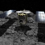 "Probe ""Hayabusa-2"" held a bombardment of the asteroid Ryugu, creating a crater on its surface"