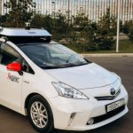 "In May, the drones of ""Yandex"" appear on the streets of Moscow"