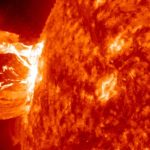The solar magnetic field can be 10 times stronger than previously thought.