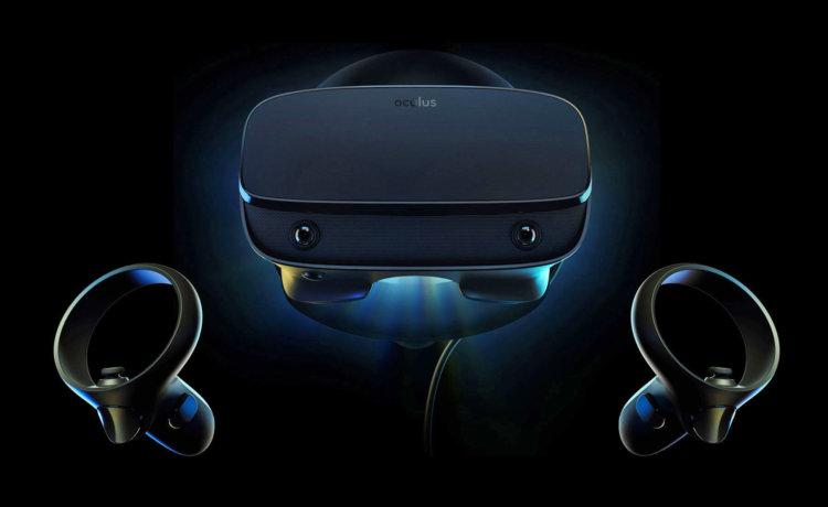5be4bcd64 Oculus představil novou virtuální realitu headset Rift S