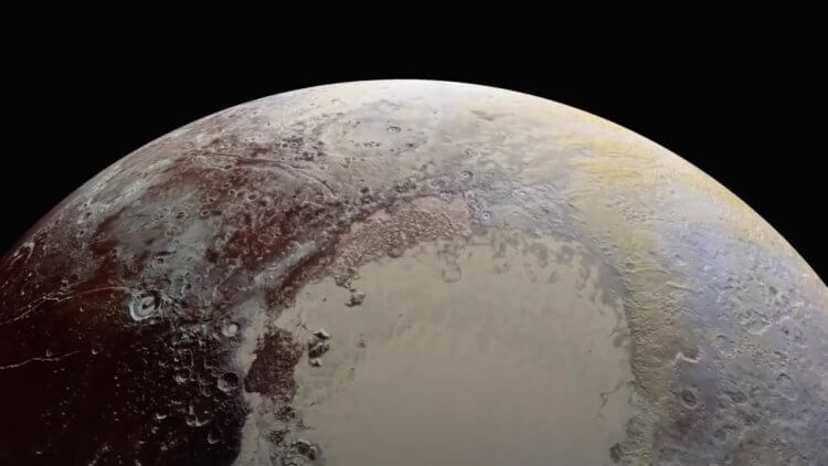 2030年までに、冥王星の大気は凍りついて消えることができました