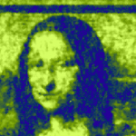 "Australian scientists recreated a miniature copy of ""Mona Lisa"" on a quantum canvas"
