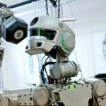 "The pilot of the Russian lunar rover of the mission ""Luna-29"" can be a humanoid robot"