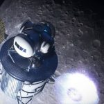 "NASA will create a lunar landing module of the mission ""Artemis"" together with SpaceX and Blue Origin"