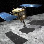 "Probe ""Hayabusa-2"" could not reset the marker on the crater of the asteroid Ryugu"