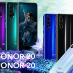 Huawei unveiled luxury Honor 20 and Honor 20 Pro
