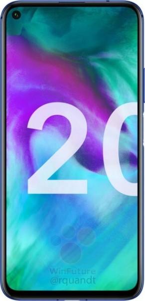Huawei Honor 20 Immagini E Ttx