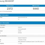Samsung Galaxy M40 at Geekbench: Snapdragon 675 and 6GB RAM