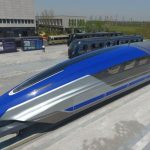 New Chinese magnetic train will be able to reach a speed of 600 km / h
