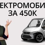 High technology news: Russian electric car for 450,000 rubles!