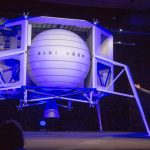 Blue Origin flies to the moon: Jeff Bezos presented a prototype of the landing module