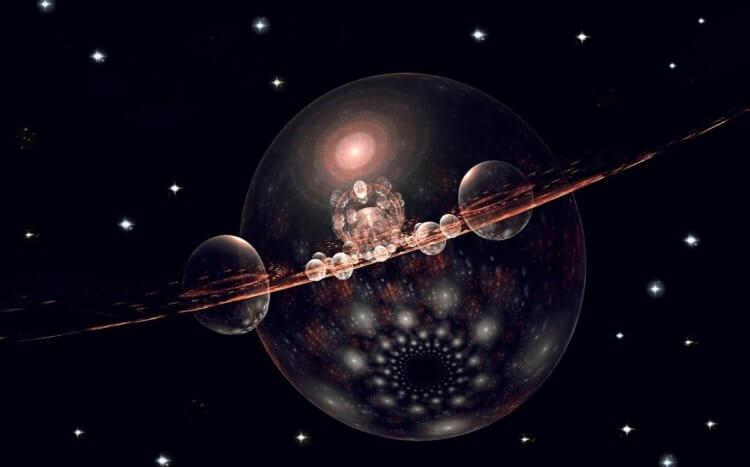 Resultado de imagen de El Borde del Universo da al vacío