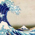 Ένας ζωγράφος από έναν Ιάπωνα καλλιτέχνη έχει διατηρηθεί μέσα σε πρωτεϊνικά μόρια.
