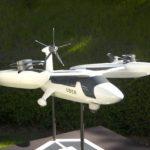 Uber először a repülő taxi prototípusát mutatta be