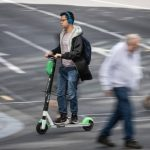 The drivers of electric scooters kill people to death. How to deal with it?