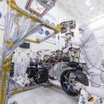 На новий марсохід NASA «Марс-2020» встановили колеса