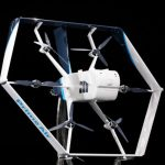Az Amazon bemutatta új droneját a szállításhoz