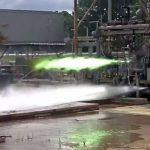 Blue Origin провела перші випробування двигуна для її місячного посадкового модуля