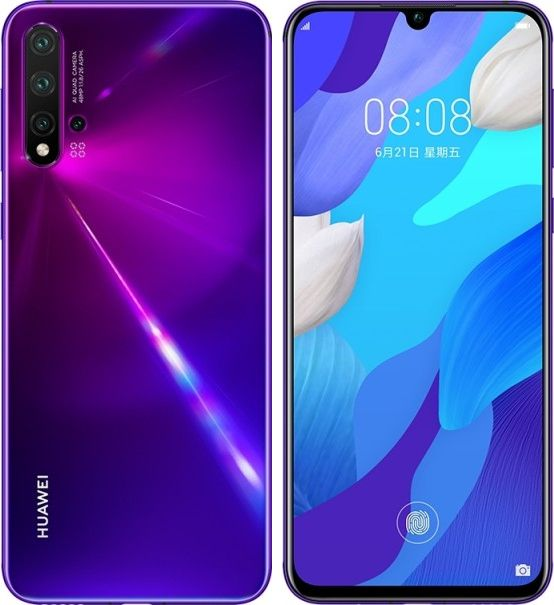 Huawei Nova 5 Pro 48 Mp 8 Gb And Stunning Colors