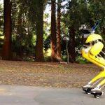 # Відео | Навіщо роботи вчаться кататися на роликах краще людей?