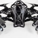 The quadcopter was first equipped with mechanical arms, but what is the use of them?