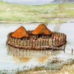 The oldest artificial islands found in Scotland