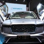 China introduced its first hydrogen car with a record power reserve