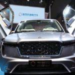 قدمت الصين أول سيارة هيدروجين لها احتياطي طاقة قياسي