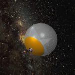 Big beach balls: this is what new space telescopes will look like