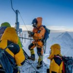Mount Everest has the highest altitude weather station in the world