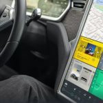 In cars Tesla appears analogue of Google Play with games and applications.