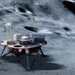 Three private companies will send for the NASA landing modules on the moon in 2020-2021