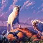 Les paléontologues ont étudié les restes d'une hyène arctique qui vivait à l'époque des mammouths
