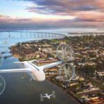 Uber repülő drónokkal szállítja az ételt