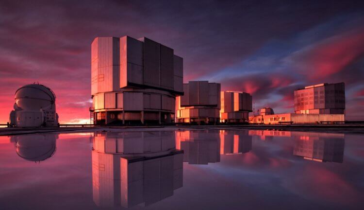 The Very Large Telescope was updated, and began to look for exoplanets in Alpha Centauri