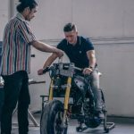 Canadian start-up creates a new generation of motorcycle with 5G and collective training