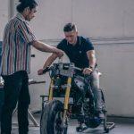 Kanadský start-up vytváří novou generaci motocyklu s 5G a kolektivním tréninkem