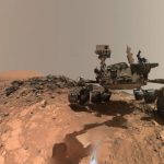 The rover Curiosity found indirect signs of life