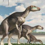 В Австралії знайдені останки нового динозавра, прикрашені дорогоцінними каменями