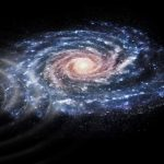 Astronomers explain unusual waves on the surface of our Milky Way.