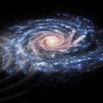Астрономите обясняват необичайни вълни по повърхността на Млечния път.