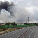 Fire at Mytishchi CHP. What is known about this station?