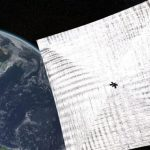 Sunny sail LightSail 2 can fly right above you. How to see him?