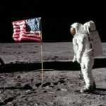 46 years ago, man first set foot on the moon