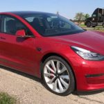 Replacing the wheel on the Tesla Model 3 will cost you ...