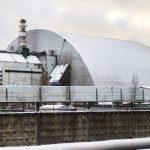 # فيديو اليوم | استغرق التابوت الجديد في تشيرنوبيل مكانه فوق المفاعل المدمر