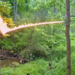 # video | In the US, began selling flamethrower for drones