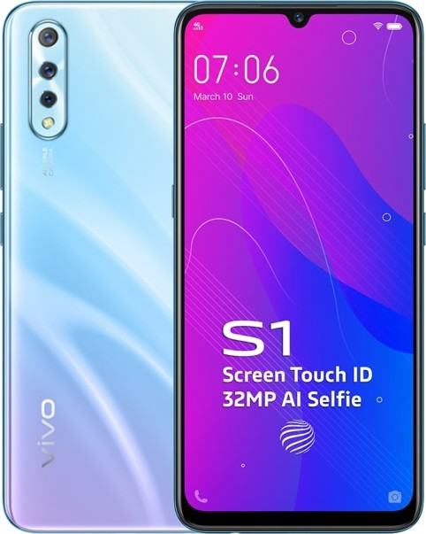 Vivo S1 for Thailand: more memory and new colors
